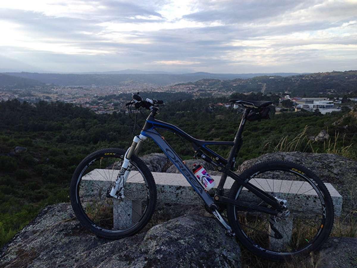 """La foto del día en TodoMountainBike: """"Ourense"""""""
