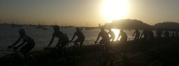 La foto del día en TodoMountainBike: 'La Calzada de Amador (Panamá)'