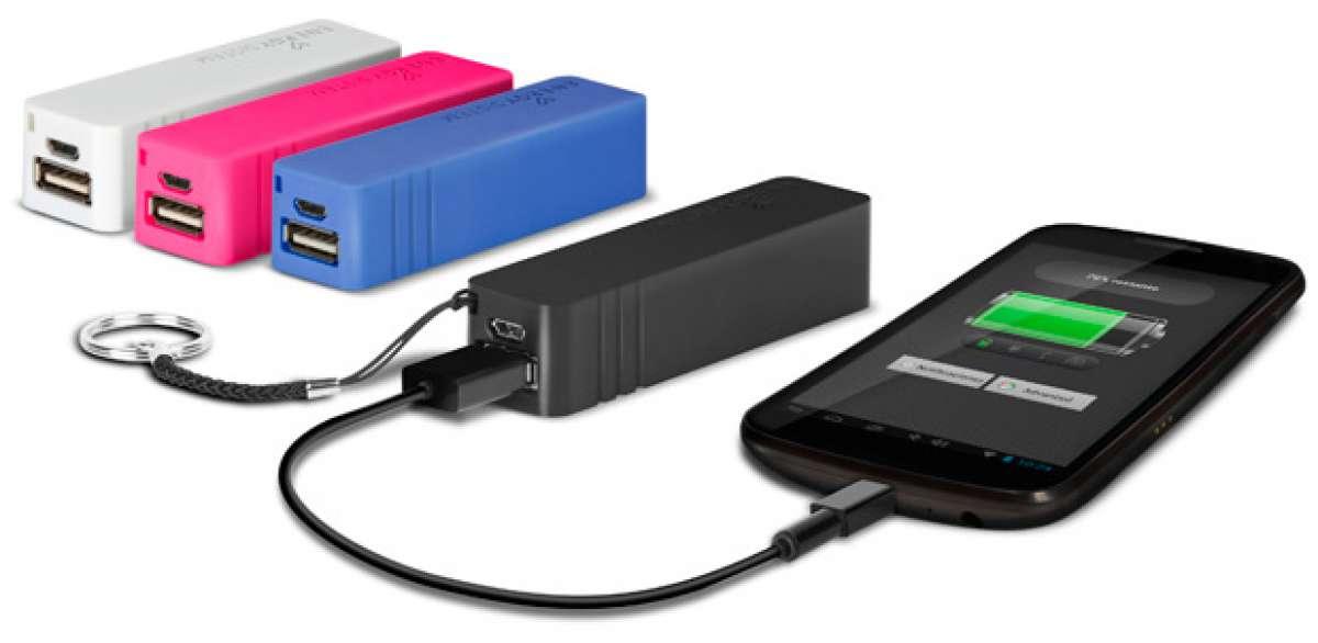 Energy Sistem 2200: La batería portátil ideal para cargar nuestros dispositivos en las rutas más largas