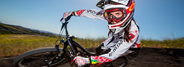 Así se entrena Anneke Beerten, corredora del Specialized Racing Enduro Team