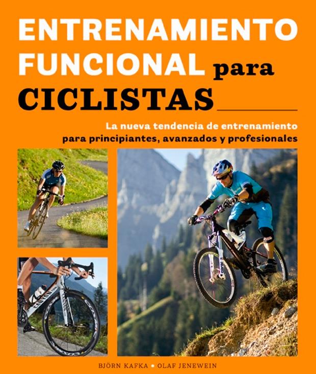 """""""Entrenamiento funcional para ciclistas"""", un nuevo e interesante libro de Ediciones Tutor"""