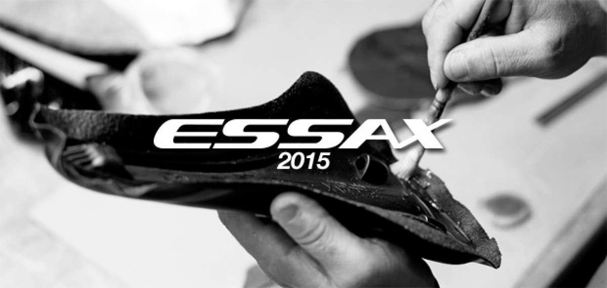 La nueva gama de sillines Essax para la temporada 2015