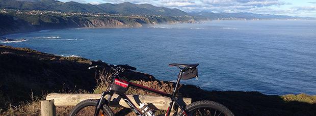 La foto del día en TodoMountainBike: 'El Faro de Cabo Vidio'
