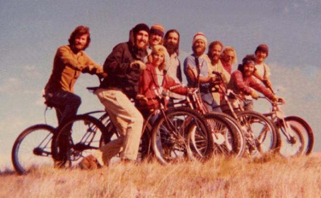 Freewheelin', un documental acerca de los inicios del ciclismo de montaña