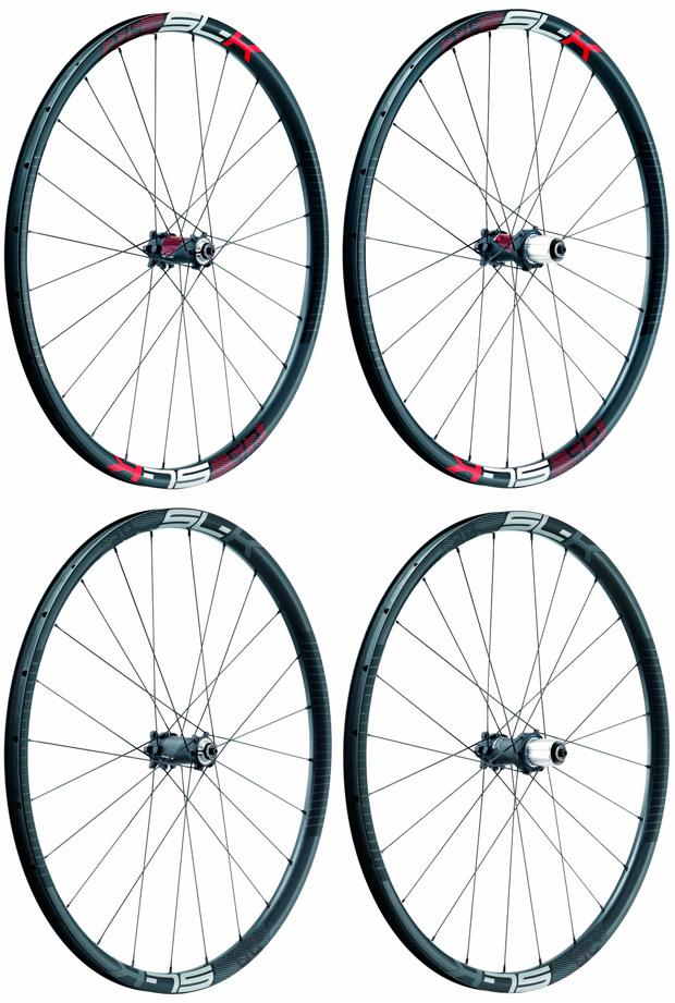 FSA 2015: Nuevas ruedas K-Force Light, SL-K y Afterburner para bicicletas de montaña