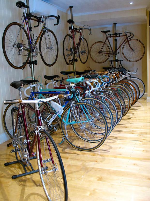 ¿Pasión por las bicicletas? Nada comparado con lo que veremos a continuación...