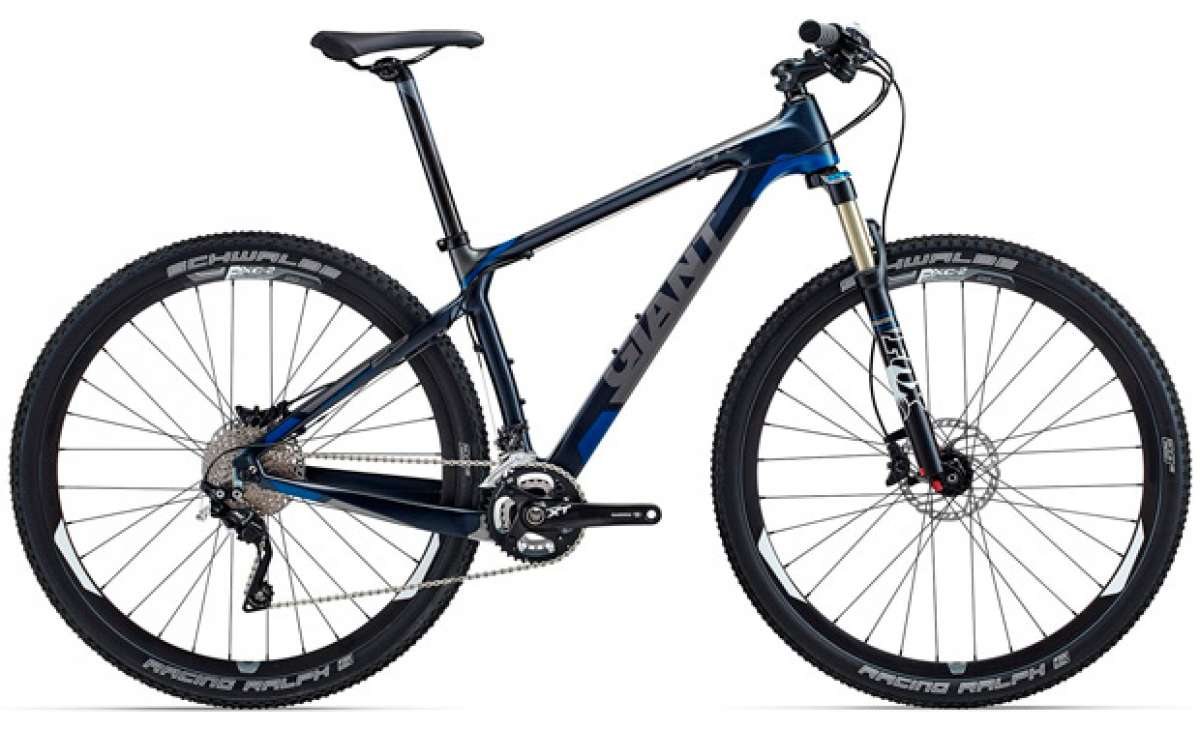 Giant 2015: Las nuevas XTC 29 Advanced, Talon, Revel, Tempt, Anyroad, Revolt e Invite
