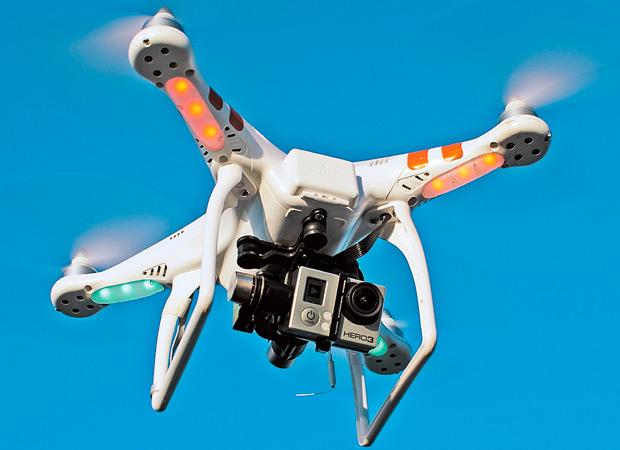 GoPro en el mercado de los 'drones' a partir de finales de 2015