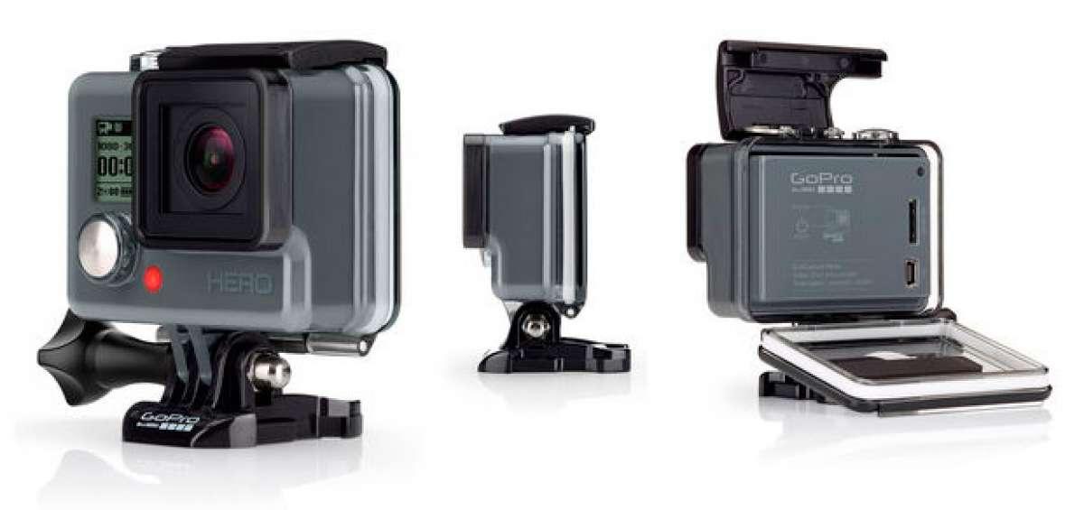 GoPro HERO: Una cámara 'Low Cost' para grabar vídeos sin mayores complicaciones