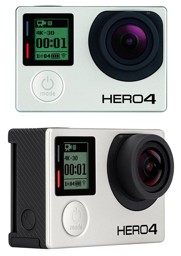 GoPro HERO4: Probablemente, la cámara de acción más avanzada del mundo