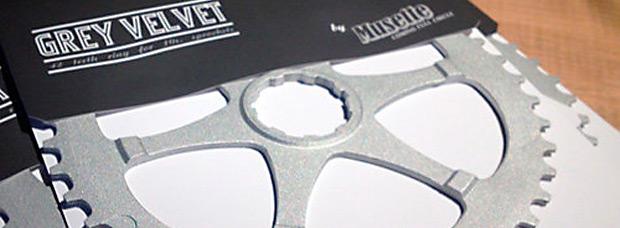 Grey Velvet, otro interesante piñón de 42 dientes para transmisiones monoplato