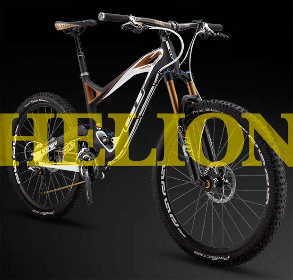 GT Helion 2015: Una doble para XC rápida, divertida y extremadamente versátil