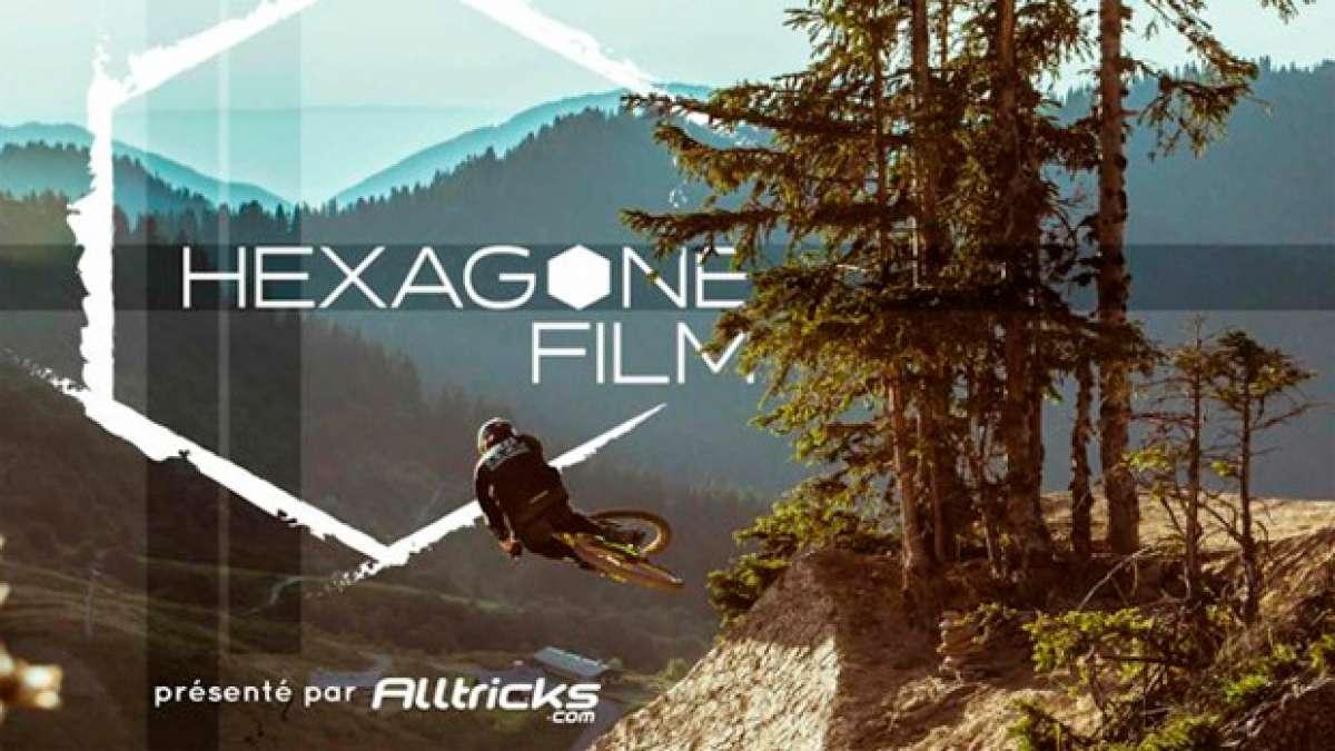 Hexagone, más de 30 minutos de Mountain Bike con los mejores pilotos de Francia
