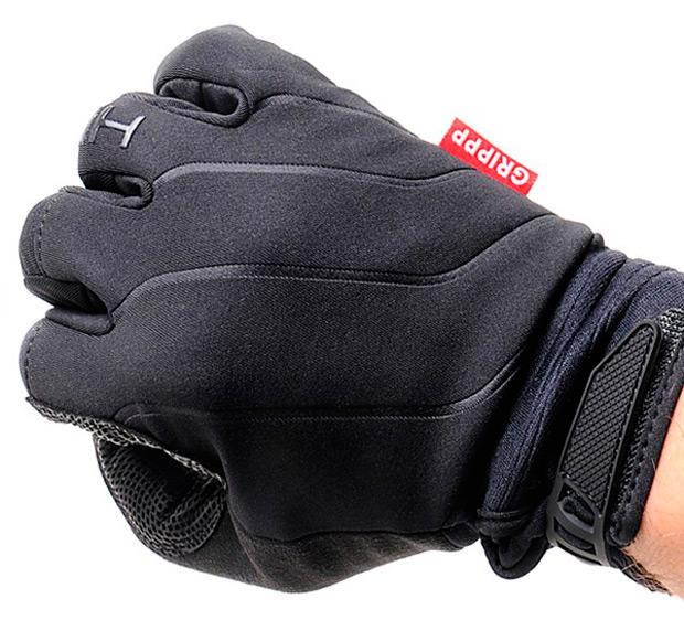Grippp Tour Thermo, los guantes 'más calientes' de la firma Hirzl