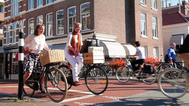 Holanda, el paraíso de cualquier ciclista. ¿Cómo consiguieron los holandeses sus ciclovías?