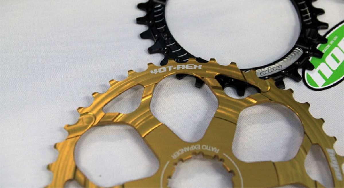 Hope T-Rex: El nuevo piñón de 40 dientes de Hope para transmisiones Shimano y SRAM