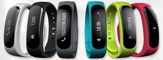 Huawei TalkBand B1: Una nueva pulsera inteligente para cuantificar nuestro día a día