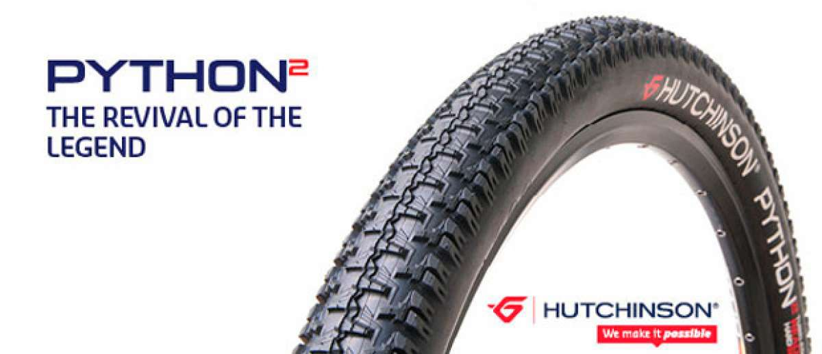Hutchinson Pithon²: La nueva generación de la cubierta XC más emblemática de Hutchinson