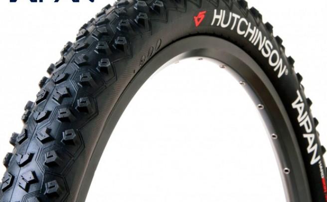 La nueva y polivalente cubierta Hutchinson Taïpan para ruedas de 26, 27.5 y 29 pulgadas