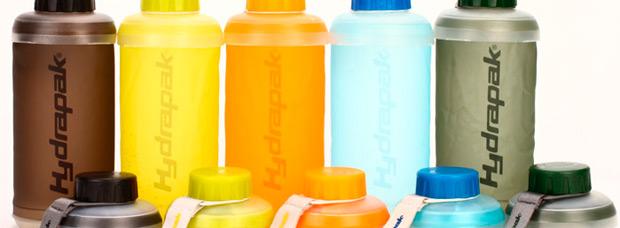 Hydrapak Stash: Los nuevos bidones de hidratación plegables de Hydrapak