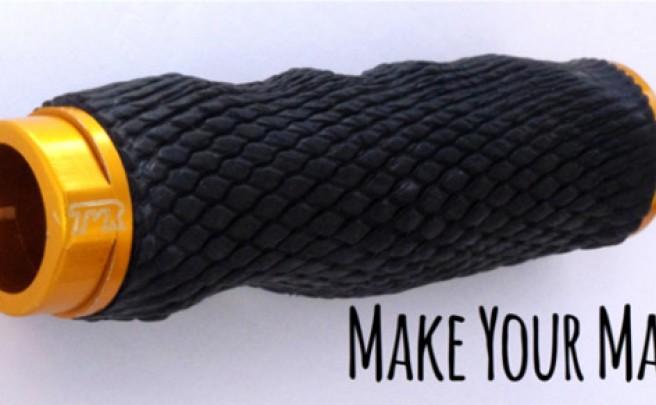 Imprint Grips: Los puños maleables que se adaptan a nuestras manos
