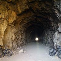 La foto del día en TodoMountainBike: '¡Túnel del Ferrocarril!'