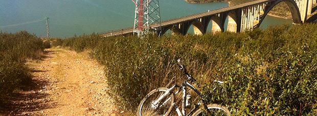 La foto del día en TodoMountainBike: 'El Viaducto Martín Gil (Zamora)'