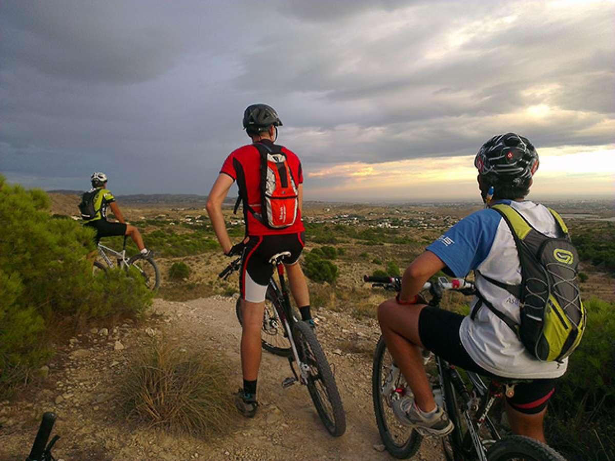 """La foto del día en TodoMountainBike: """"El Valle del Sabinar (Alicante)"""""""