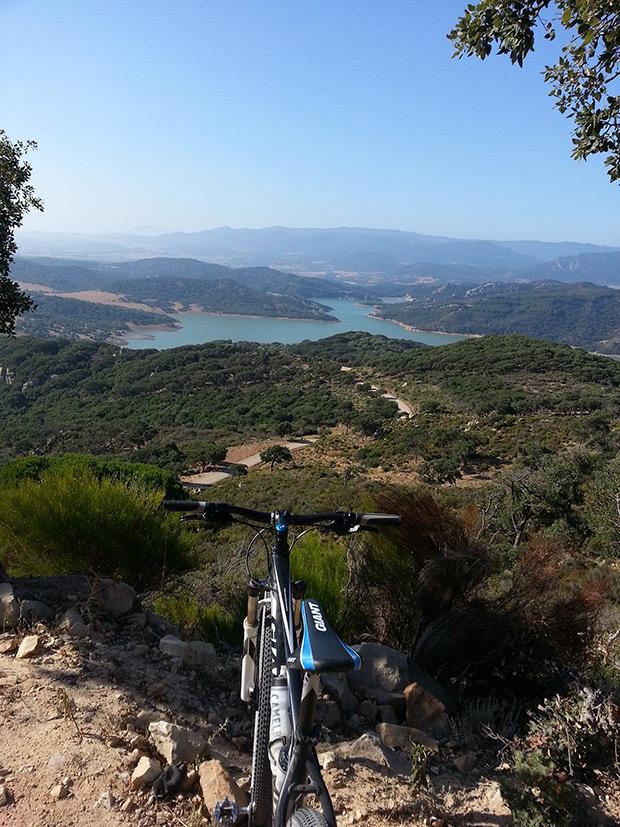La foto del día en TodoMountainBike: 'La Sierra de Montecoche'