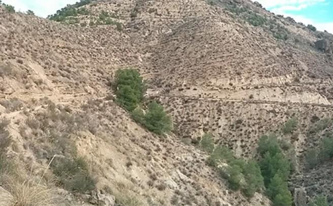 La foto del día en TodoMountainBike: 'La Sierra de la Muela'