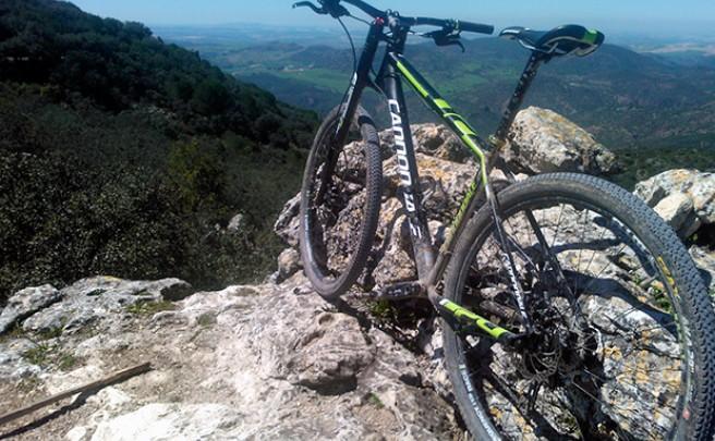 La foto del día en TodoMountainBike: 'El Mogote - Sierra Gaditana'