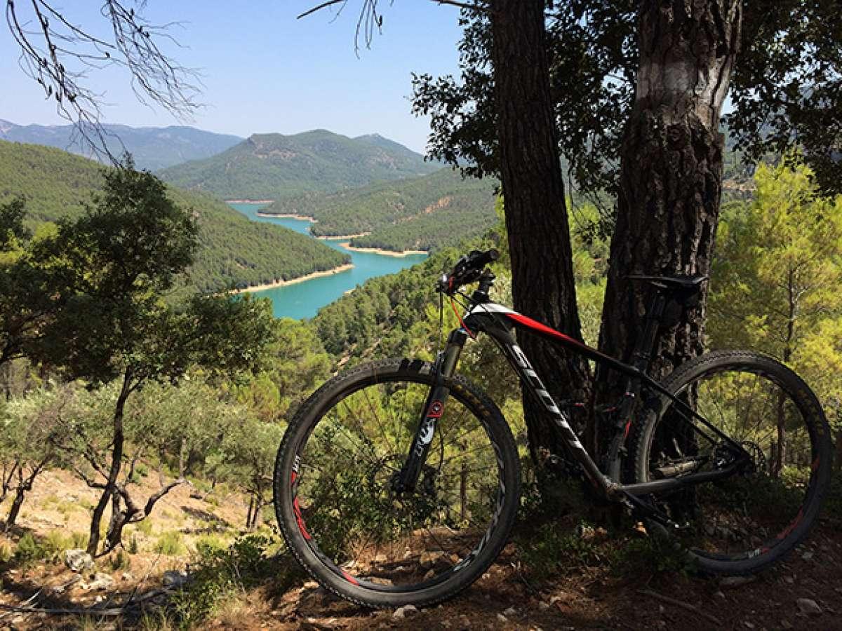 """La foto del día en TodoMountainBike: """"Parque Natural de las Sierras de Cazorla, Segura y Las Villas"""""""