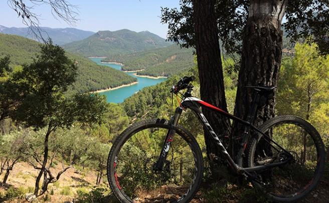 La foto del día en TodoMountainBike: 'Parque Natural de las Sierras de Cazorla, Segura y Las Villas'