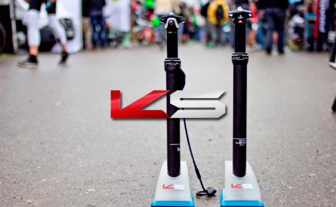Kind Shock 2015: Nuevas tijas telescópicas LEV C y LEV CI para bicicletas XC