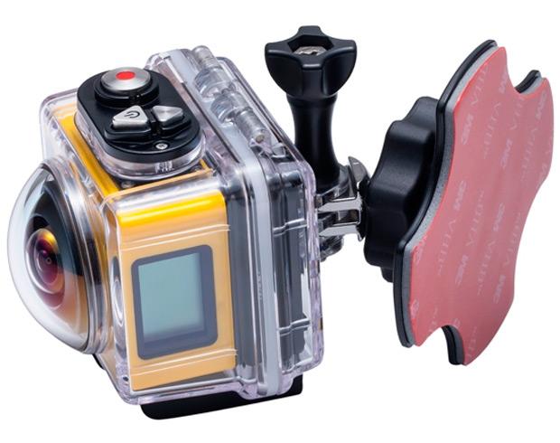 Kodak PixPro SP360, una nueva cámara de acción con grabación a 360º