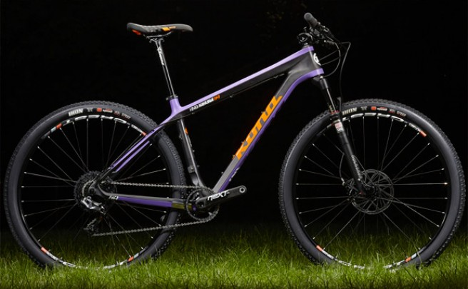 Kona King Kahuna: La bicicleta XC más eficiente del catálogo de Kona para 2015