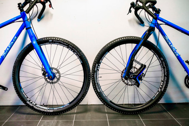Lauf GT29: Nueva horquilla para bicicletas CX y novedades para 'Fat Bikes' a la vista