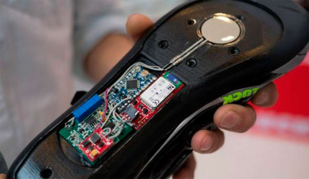 Las zapatillas con medidor de potencia integrado de Luck Cycling Shoes, más cerca que nunca