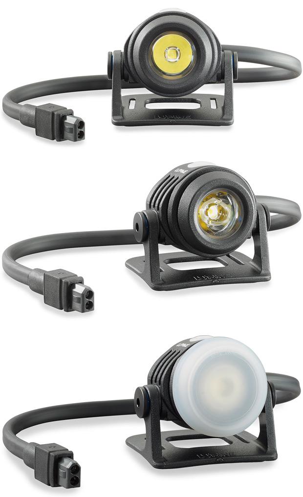 Lupine Neo, el foco para bicicletas más pequeño y ligero de Lupine