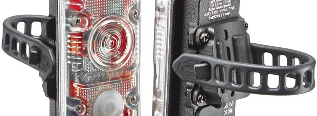 Lupine Rotlight: Nueva luz LED trasera de freno con acelerómetro incluido