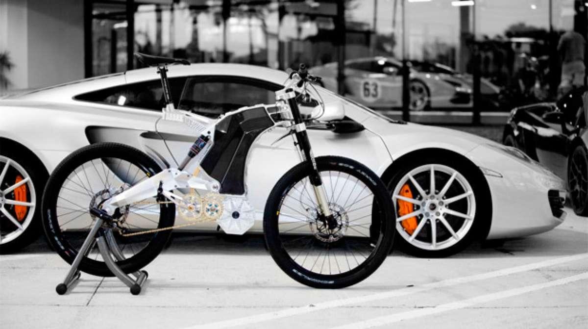 M55 Terminus, la bicicleta eléctrica más avanzada del mundo