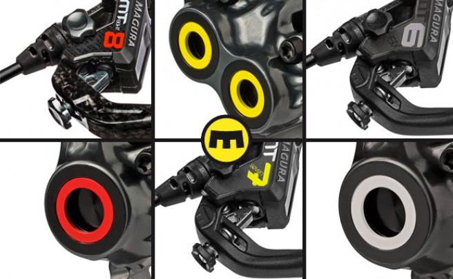La nueva gama de frenos Magura MT de 2015