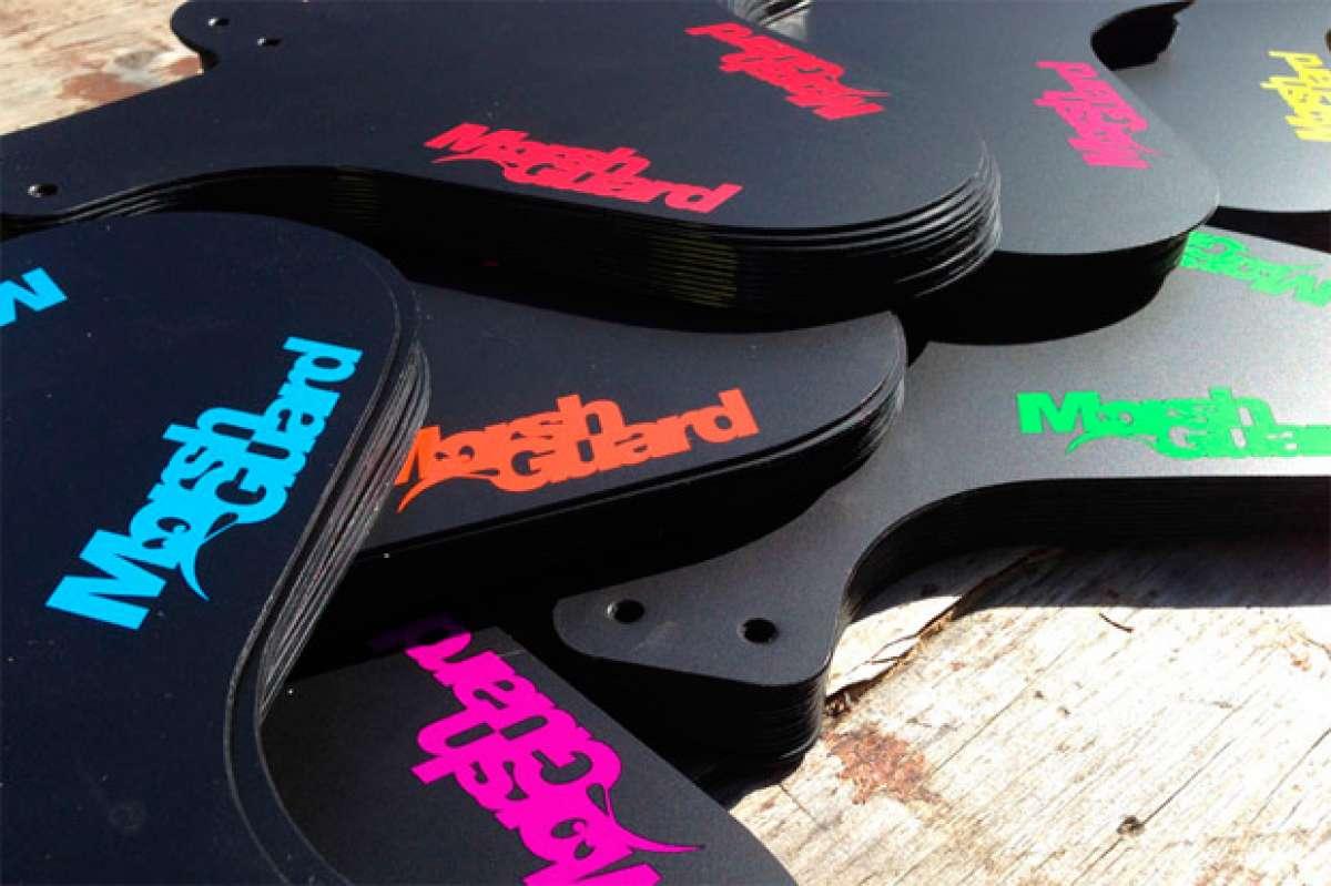 """Un """"toque"""" de color para los nuevos guardabarros de Marshguard"""