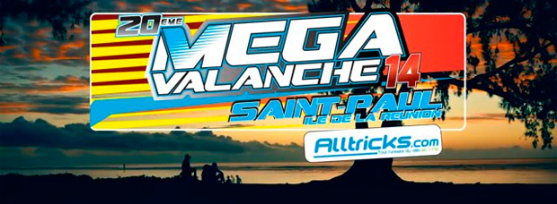 Así ha sido la vigésima edición de la Megavalanche de Isla de la Reunión