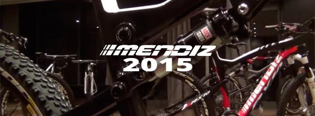 Mendiz 2015: Presentación de la nueva gama de bicicletas de la temporada 2015