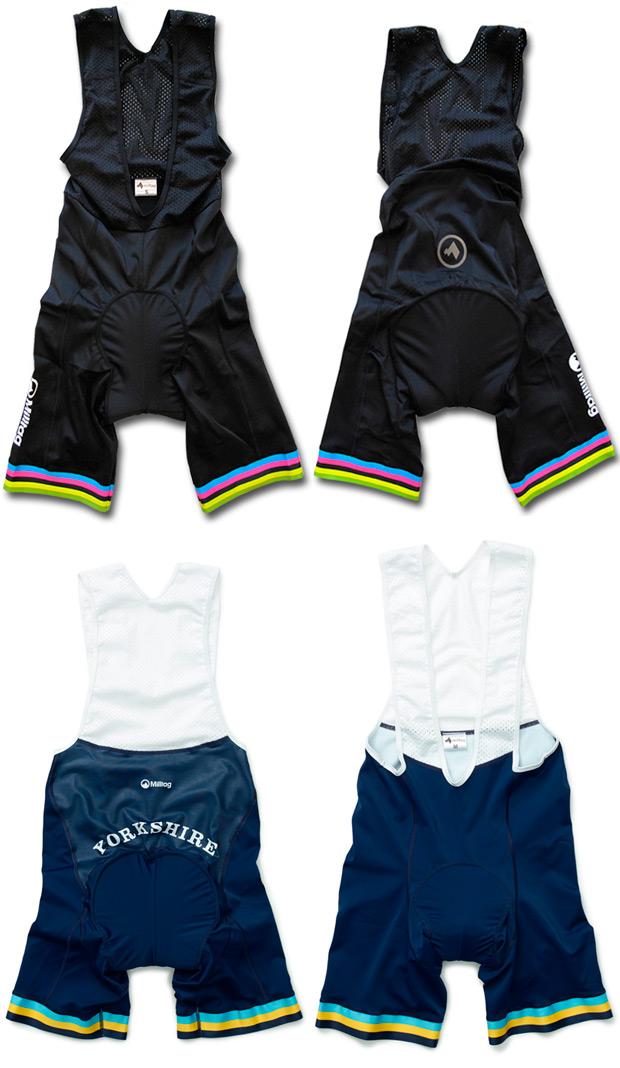 Milltag, maillots de diseño fresco y original para ciclistas con estilo
