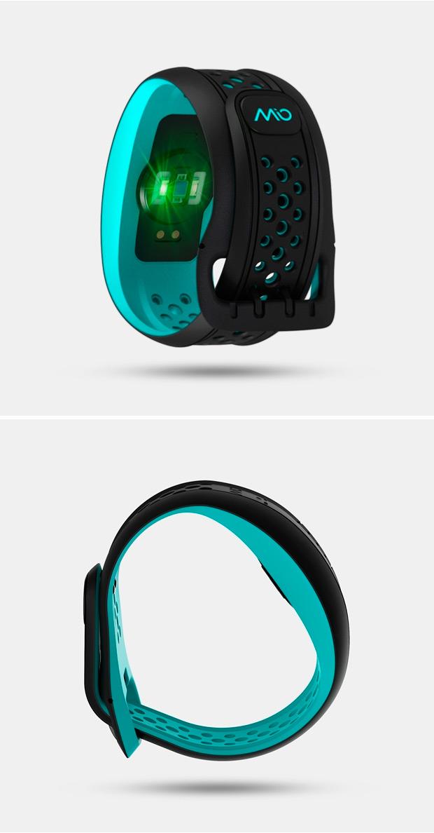Mio FUSE, una pulsera inteligente con sensor integrado de frecuencia cardíaca y compatibilidad ANT+
