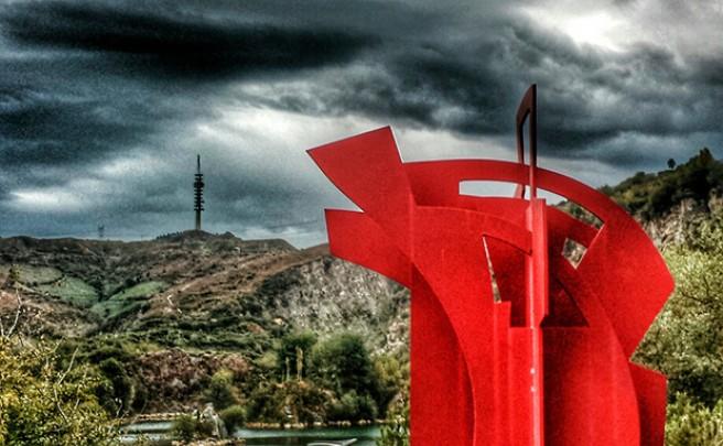 La foto del día en TodoMountainBike: 'Argalario (Bizkaia)'