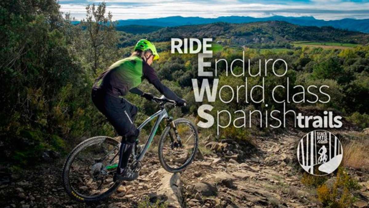 Rodando por los senderos de Aínsa, próximo destino de las Enduro World Series de 2015