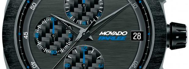 Movado Parlee, un exclusivo reloj de lujo inspirado en las bicicletas más avanzadas del mundo